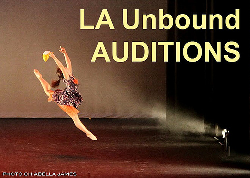 LA Unbound Auditions